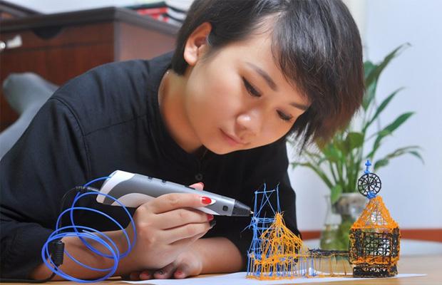 3D ручка фото
