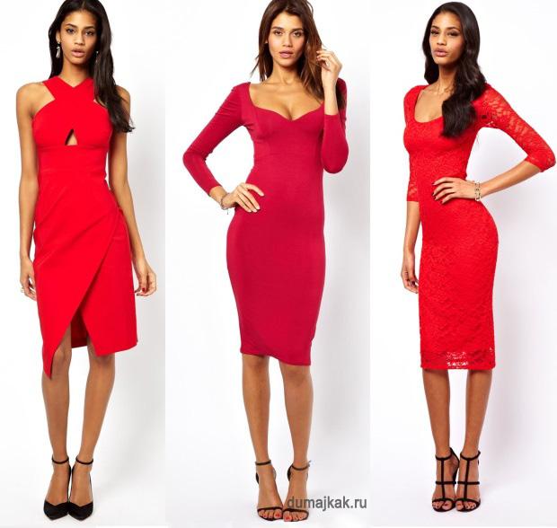 красивое платье на 8 марта