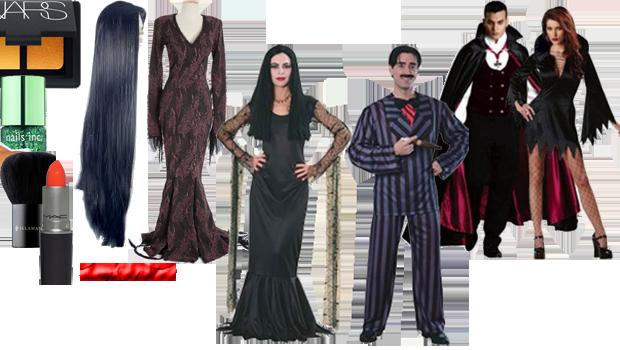 как одеться на хэллоуин