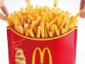 рекламные приемы макдональдс