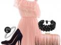 какое платье одеть на новый год 2014