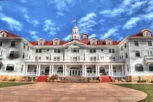 отель Stanley Hotel, отель с призраками, стивен кинг