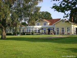 отельToftaholm Herrard, швеция. спа-салон, призраки