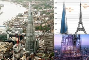 осколок лондон, shard фото, шард лондон, самое высокое здание в лондоне, достопримечательности города лондона