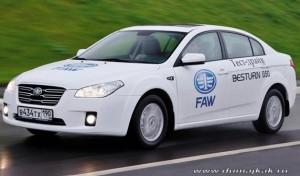 faw легковые, faw китай, компания faw, saic, надежность китайских авто