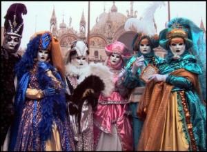 Венецианский карнавал, карнавал в Венеции