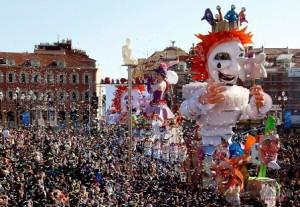 карнавал в Ницце, карнавал во Франции