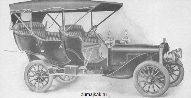 История Ford (Форд)