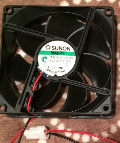 Замена вентилятора в холодильнике Nofrost
